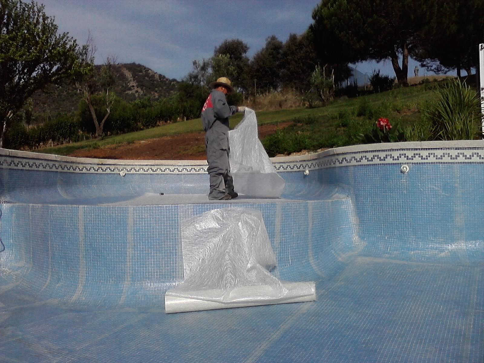 Revestimiento de piscinas manzanares for Revestimientos de piscinas